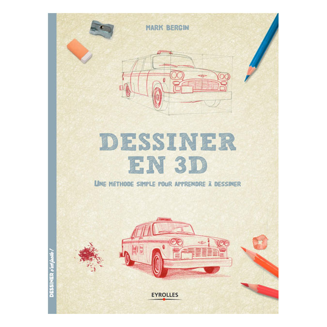 Livre Dessiner en 3D