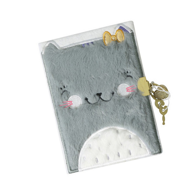 Journal intime Chat 17 x 12,5 cm