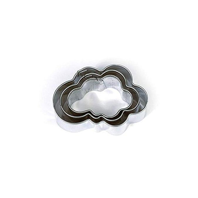 Emporte-pièces métal Nuages x 3 tailles