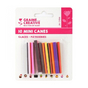 Mini canes Assortiment Glaces x 10 pcs