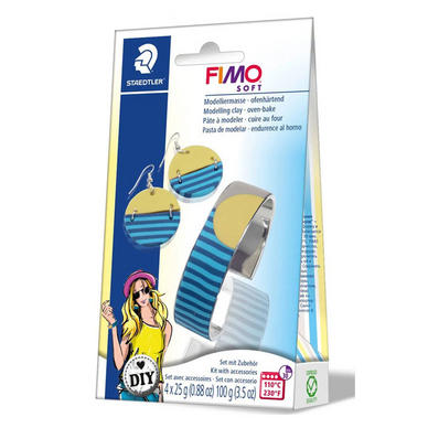 Kit FIMO Soft Bijoux cercle