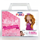 Kit figurine FIMO Princesse Margot