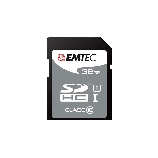 Carte SDHC 32 GB Classe 10