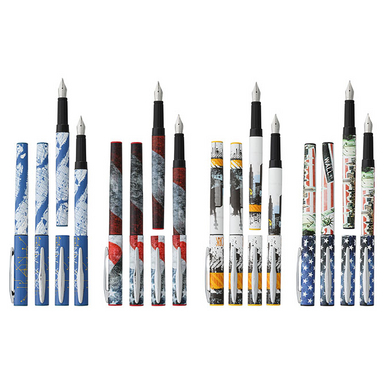 Stylo plume Plumink Big Apple
