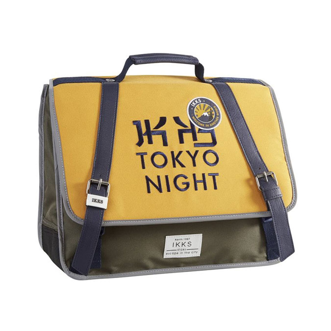 Cartable IKKS Tokyo Night 38 cm