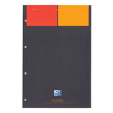 Bloc-notes A4 International Notepad 80 p Q 5x5