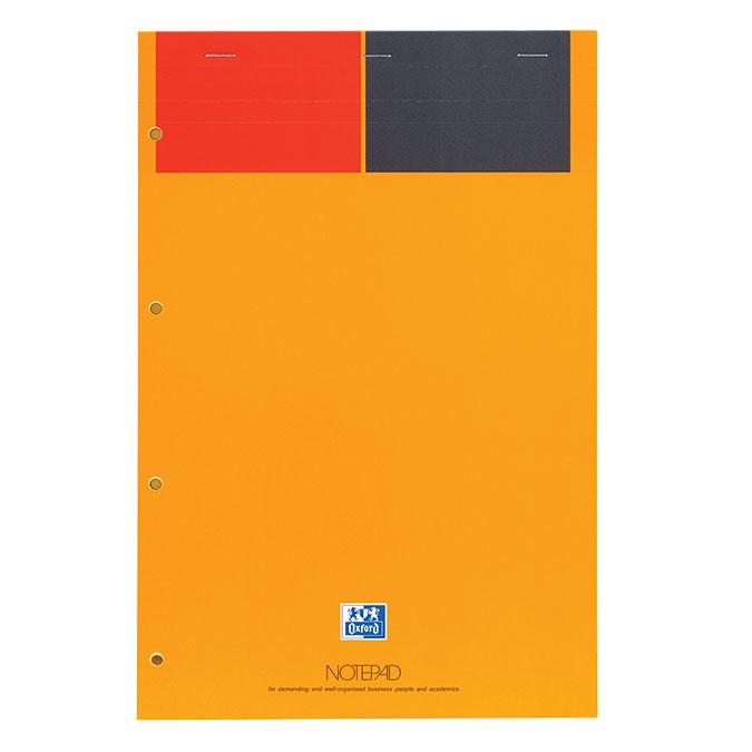 Bloc-notes A4 International Notepad 80 F Lignées