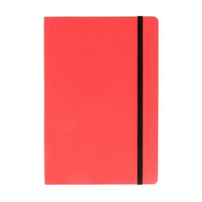 Carnet de croquis 80 g/m² 80 feuilles Rouge