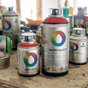 Peinture en spray Water Based 300 ml