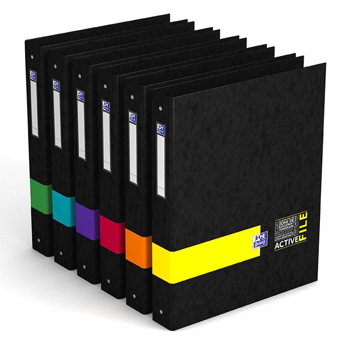 Classeur 26 x 32 cm Active File