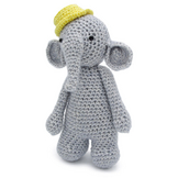 Crochet Kit Billy l'éléphant