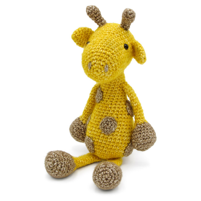 Crochet Kit George la girafe