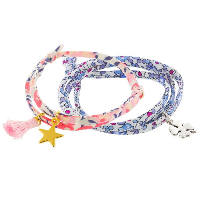 Bracelet duo Kit liberty Eloïse et Witshire