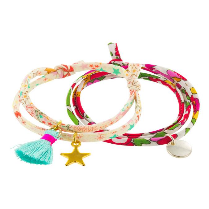 Bracelet duo Kit liberty Betsy et Adelaida