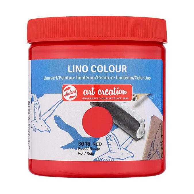 Peinture pour Linogravure 250 ml Soleil