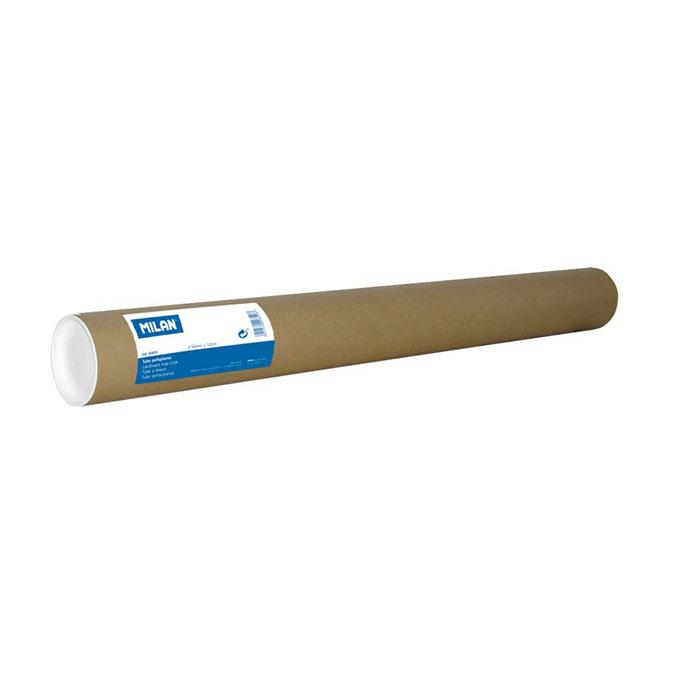 Tube de transport Porte-plans Ø 50 mm L.53 cm