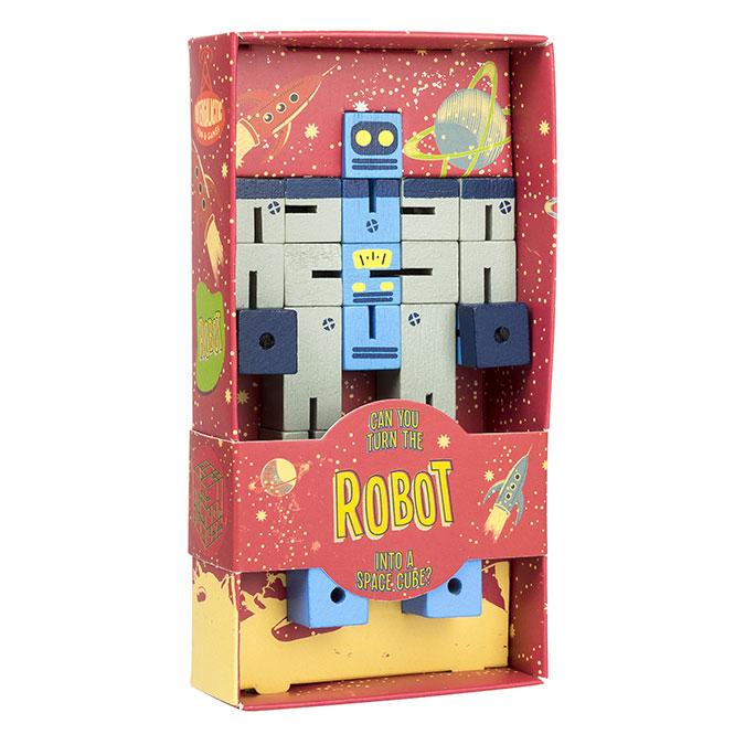 Puzzle casse-tête Robot