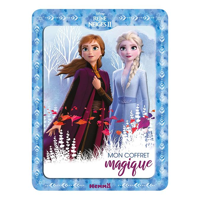 Coffret magique La Reine des Neiges 2