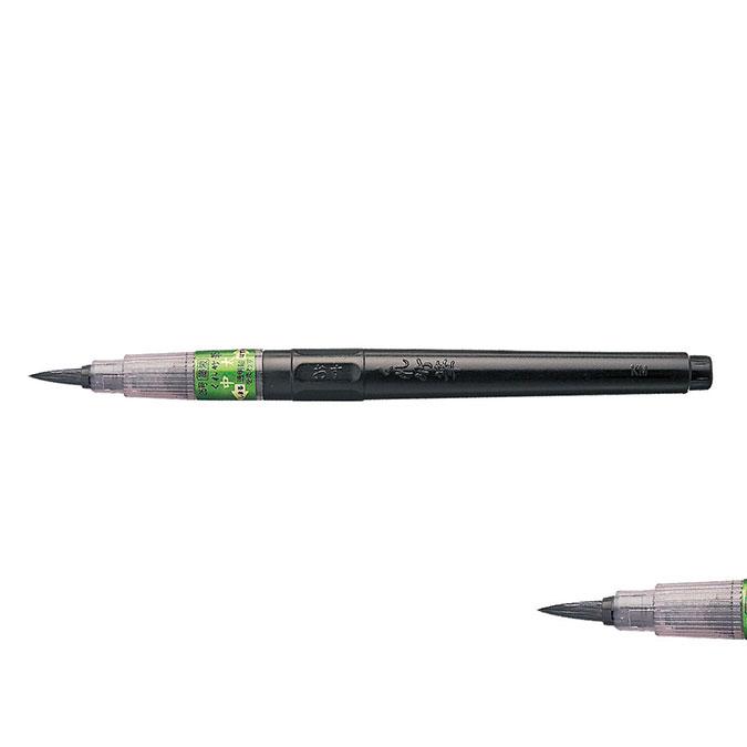 Pinceau réservoir d'encre Fude Pen Chu-Buto n°25 Noir
