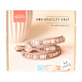Mes Kit Make It bijoux Mon bracelet Wrap