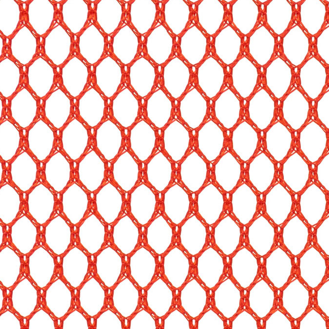 Coupon de tissu Filet Mesh 100 x 137 cm Jaune