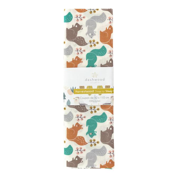 Coupon de tissu Cool for cats 1283 - 100 x 110 cm
