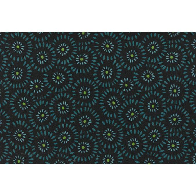 Coupon de tissu Wax imprimé Ethnique 31 - 150 x 160 cm
