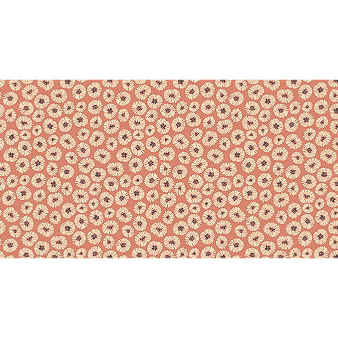 Coupon de tissu Wax imprimé Ethnique Sahara 7 - 150 x 160 cm