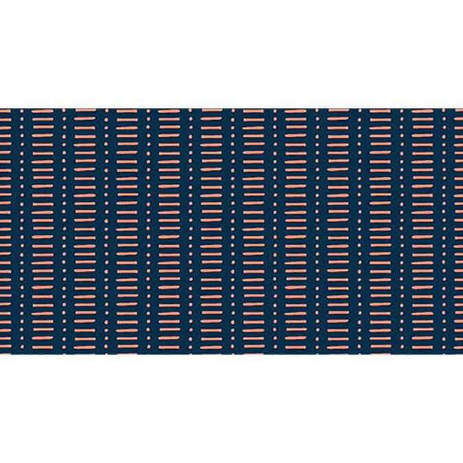 Coupon de tissu Wax imprimé Ethnique Sahara 8 - 150 x 160 cm