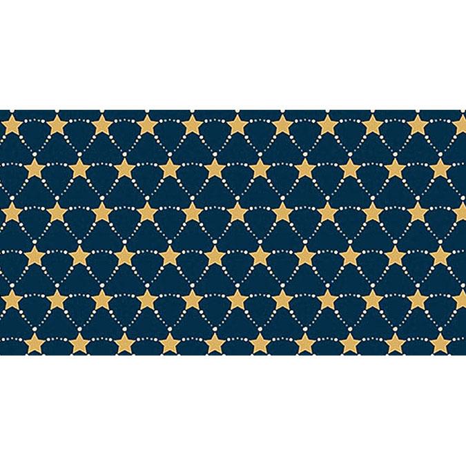 Coupon de tissu Wax imprimé Ethnique Sahara 41 - 150 x 160 cm