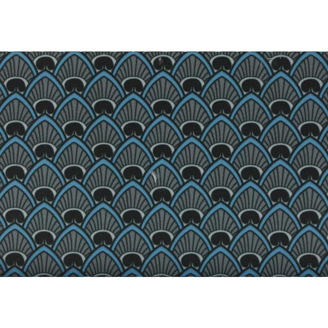 Coupon de tissu Wax imprimé Ethnique Himalaya 27 - 150 x 160 cm