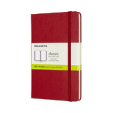 Carnet de notes Classic 11,5 x 17,5 cm Rouge