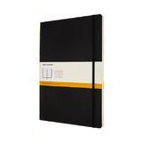 Carnet de notes Classic souple A4 cm Noir