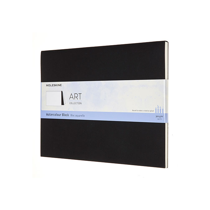 Carnet aquarelle Art 19 x 25 cm 300 g/m²