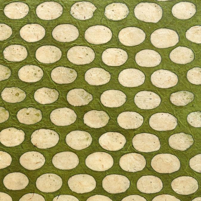 Papier Lokta 50 x 75 cm Capsule Chartreuse