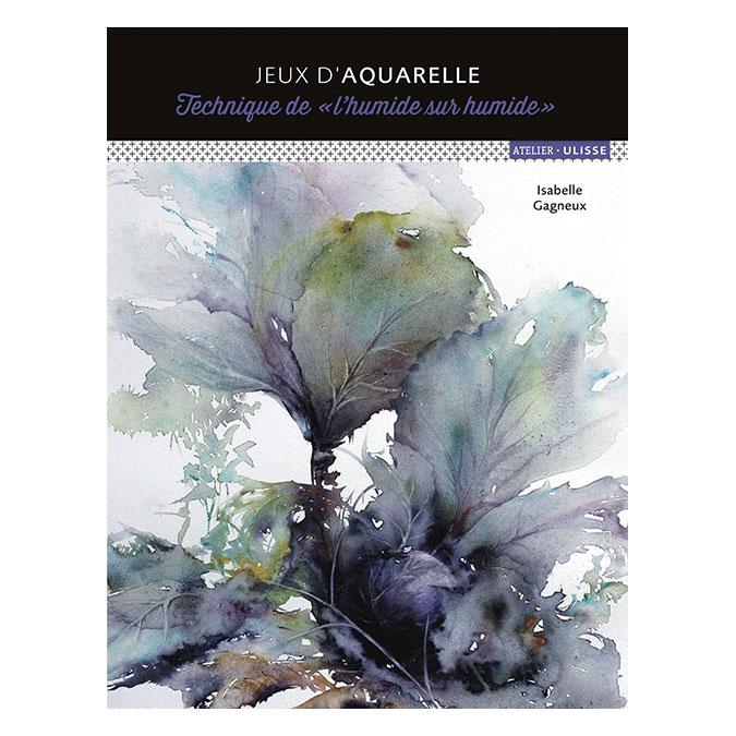 Livre Jeux d'aquarelle