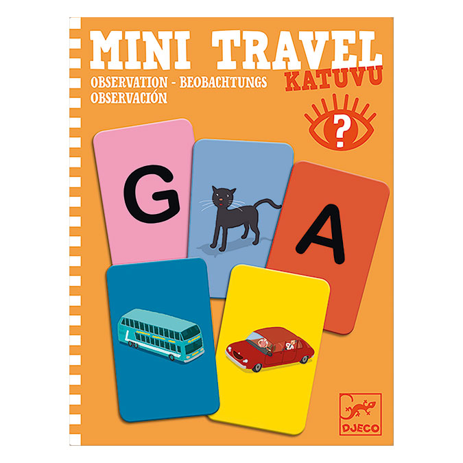 Jeu de société Mini Games Katuvu