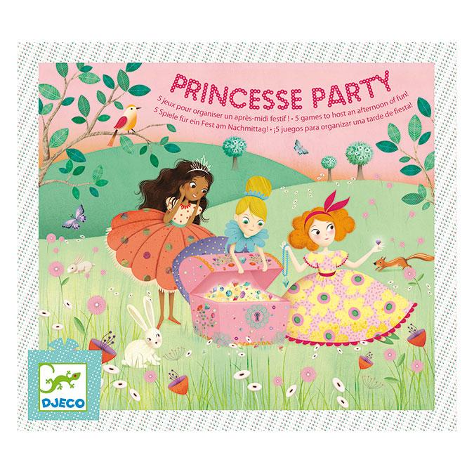 Activité pour anniversaire Princesse party