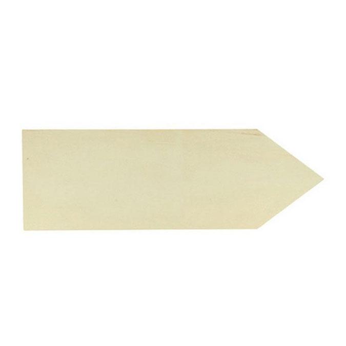 Panneau Flèche en bois 30 x 10 cm