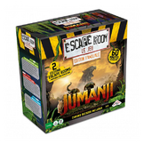 Escape Room Jumanji intro + 2 jeux
