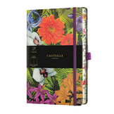 Carnet de notes Eden 13 x 21 cm Orchid
