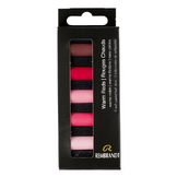 Pastel sec tendre Micro set Rouges chauds