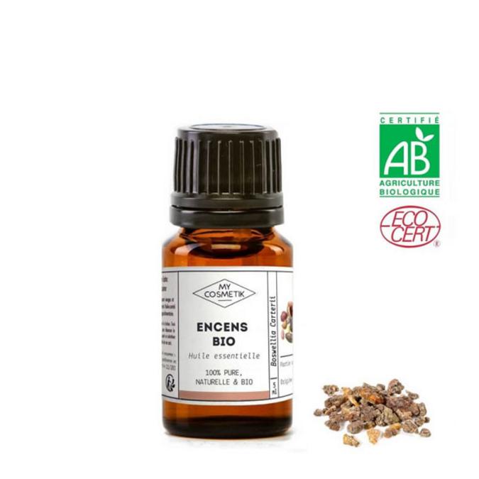 Huile essentielle d'encens BIO (AB) 10 ml