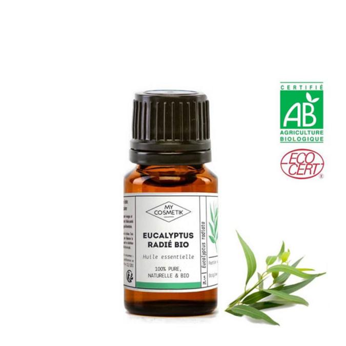 Huile essentielle d'eucalyptus radié BIO (AB) 10 ml
