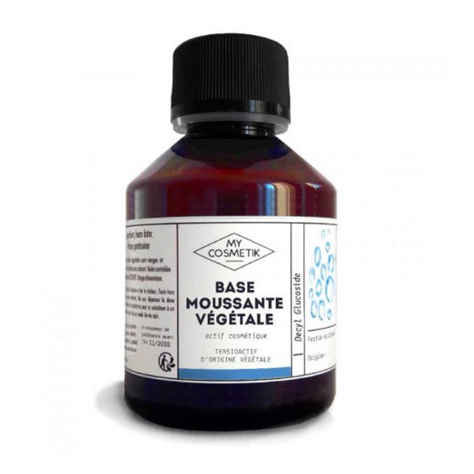 Base moussante végétale 125 ml