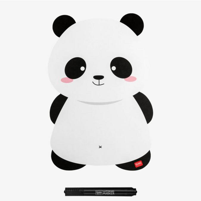 Tableau magnétique panda