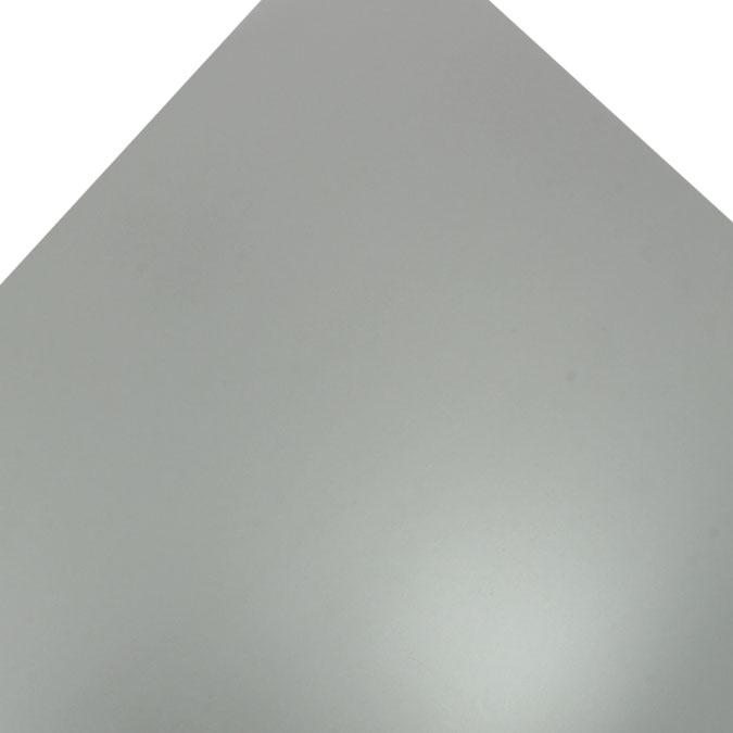 Papier Création 50 x 65 cm 250 g/m² Argent perlé satin