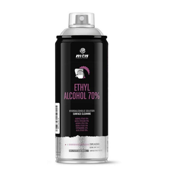 Nettoyant désinfectant alcool 70 % 400 ml