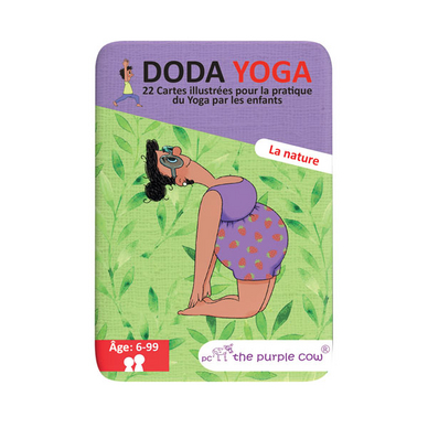 Cartes Doda Yoga la nature