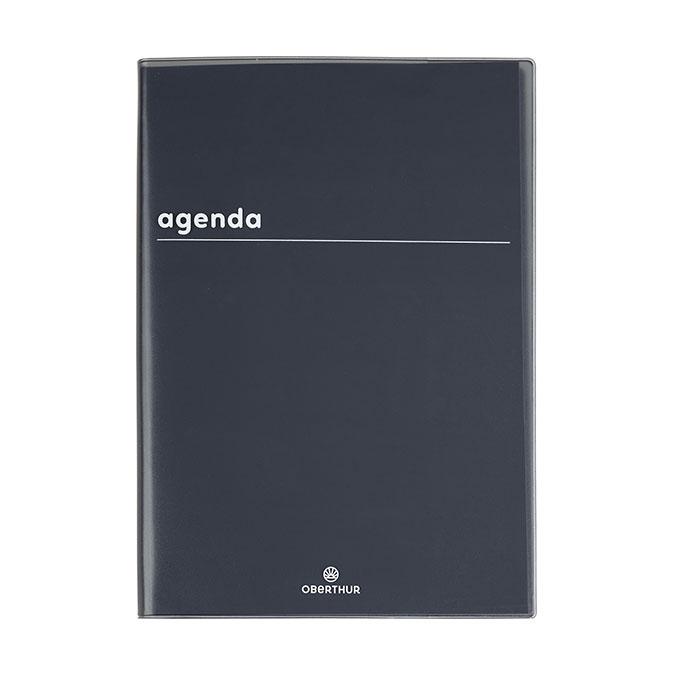 Agenda scolaire 2020-21 journalier 15 x 21,6 cm Boréal